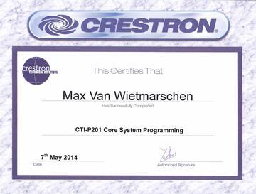 Crestron CTI-P201