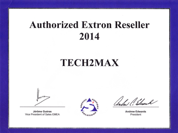 Extron Reseller